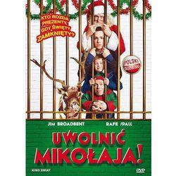 Uwolnić Mikołaja! (DVD) - produkt z kategorii- Romanse