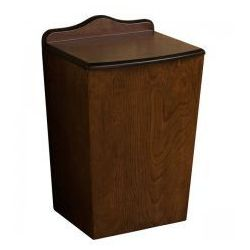 MONTANA Kosz na śmieci, 4 litry, prostokątny 8109 - produkt z kategorii- Pozostałe akcesoria łazienkowe