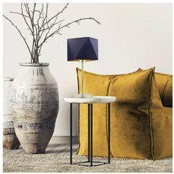 Lampka na stolik z abażurem diament WUHU GOLD