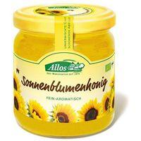 Miód słonecznikowy bio 500g (allos) marki Allos, niemcy