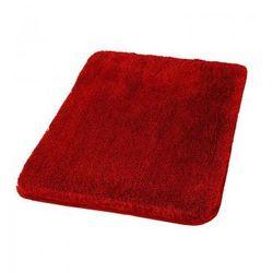 Dywanik łazienkowy 60x100 cm relax rubinowy kw-5405453360 od producenta Kleine wolke