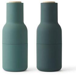 Młynek 2 szt bottle grinder dark green marki Menu