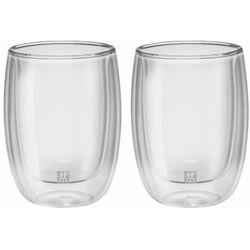 Zwilling j.a.henckels Zwilling sorrento zestaw szklanek ze szkła dwuściennego 200ml 2el.