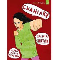 Cwaniary. Książka Audio Cd Mp3, Chutnik, Sylwia