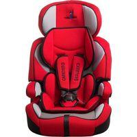 Fotelik samochodowy CARETERO Falcon czerwony + DARMOWY TRANSPORT! (5902021520183)