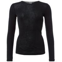 Icebreaker EVERYDAY Bluzka z długim rękawem black, 101305