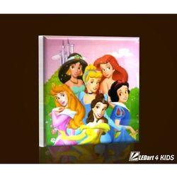 Ledart Lampka led 45x45 princess 01, kategoria: oświetlenie dla dzieci