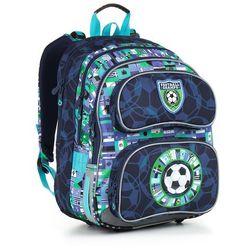 Plecak szkolny Topgal CHI 884 D - Blue - sprawdź w wybranym sklepie