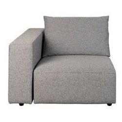 outdoor sofa breeze lewy elelement, szary 3500005 marki Zuiver