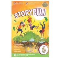 Storyfun 6 Student's Book with Online Activities and Home Fun Booklet 6 (9781316617250)