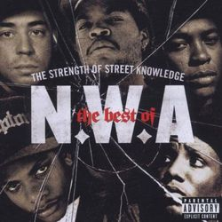 N.w.a. - best of n.w.a. - the strength of street knowledge, the, marki Universal music