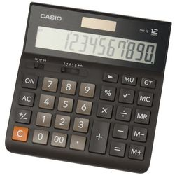 Casio Kalkulator dh-12 bks