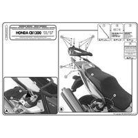 Stelaż centralny Kappa kz259 do CB 1300 (03 > 09) z kategorii Stelaże motocyklowe