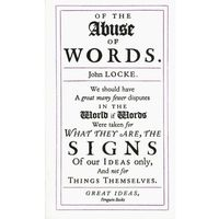 Of the Abuse of Words (9780141043876)