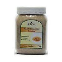 Mąka sezamowa 250g marki Olvita
