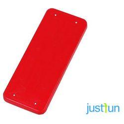 Huśtawka gumowa - czerwony - produkt z kategorii- huśtawki ogrodowe