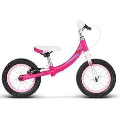 Rowerek biegowy Kross Mini One Size różowy połysk 2017 - różowy połysk, kup u jednego z partnerów