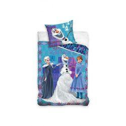 Pościel bawełniana 160x200 3y36mf marki Frozen