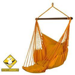 Fotel hamakowy szeroki z podstawką, Bird of Paradise Orange HC-FR