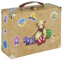 Walizki z misiem dla dzieci - 3 sztuki, marki Cause Colour The World do zakupu w www.epinokio.pl