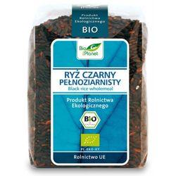 Ryż Czarny Pełnoziarnisty 400g - Bio Planet - EKO z kategorii Kasze, makarony, ryże