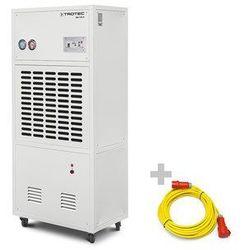 Trotec Osuszacz przemysłowy dh 115 s + profesjonalny przedłużacz 20 m /400 v / 2,5 mm2 (cce 16 a) (4052138007396)
