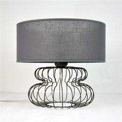 Namat Lampa nocna small mash gray 2503 - szary