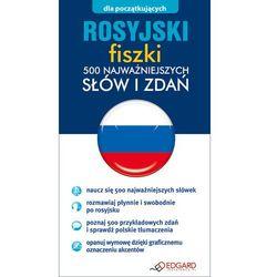 Rosyjski Fiszki 500 najważniejszych słów i zdań - szczegóły w SELKAR