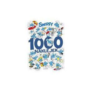 1000 naklejek. Smerfy (2016)