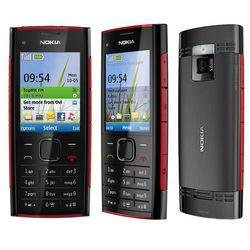 x2-00 czerwona - czerwony \ 2 lata na terenie całego kraju + polskie menu + bez sim locka od producenta Nokia