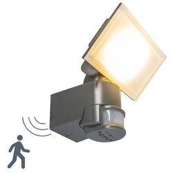 Projektor LED Suspense ciemnoszary - produkt z kategorii- Lampy ścienne