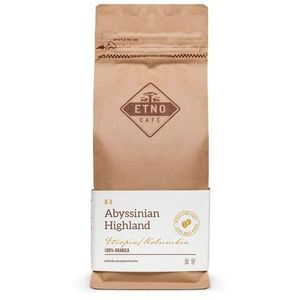 Kawa Etno Cafe Abyssinian Highland 250g ABNH250LF
