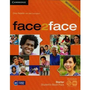 Face2Face Starter. Podręcznik + CD + Ćwiczenia Online, Cambridge University Press