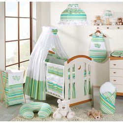 MAMO-TATO Lampa wisząca Paseczki zielone z kategorii oświetlenie dla dzieci