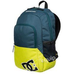 Plecak miejski DC Detention II - apple green - sprawdź w wybranym sklepie
