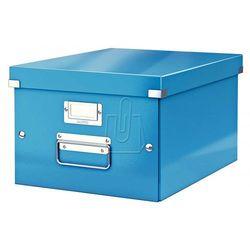 Pudło uniwersalne Leitz Wow 6044-36 niebieskie, 60440036