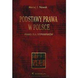 Podstawy prawa w Polsce (ilość stron 130)
