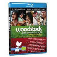 Film GALAPAGOS Woodstock: 3 dni pokoju i muzyki (2 Blu-ray)