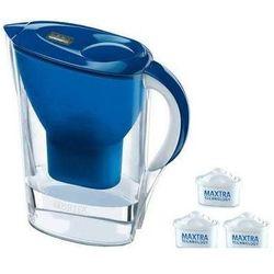 Brita Dzbanek filtrujący marella cool + 3 wkłady maxtra niebieski
