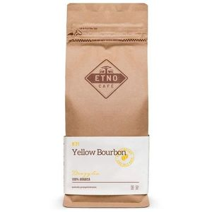 Etno Cafe Yellow Bourbon 0,25 kg (5902768699630)