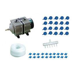 Zestaw Pompa Napowietrzacz Kompresor Aco-300A 14400L/H