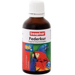 BEAPHAR Federkur (Paganol) - witaminowy dodatek do pożywienia dla ptaków 50ml - sprawdź w wybranym sklepie