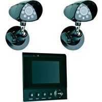 Przewodowy system monitoringu, Smartwares, CS72SEC