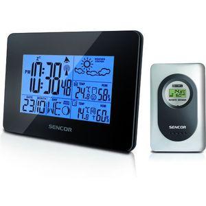 Sencor SWS 51 - produkt z kategorii- Termometry i stacje pogodowe