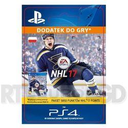 NHL 17 5850 Punktów [kod aktywacyjny] - sprawdź w wybranym sklepie