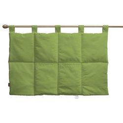 wezgłowie na szelkach, zielony, 90 x 67 cm, quadro marki Dekoria