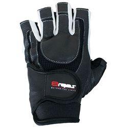 8reps Rękawice kulturystyczne  dd-104 bestrong męskie biały (rozmiar xl), kategoria: rękawice do walki