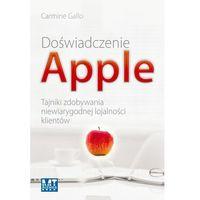 Doświadczenie Apple (9788377464366)