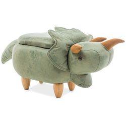 Pufa zwierzak - - dinozaur damian - zielony marki Signal