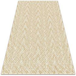 Nowoczesny dywan na balkon wzór nowoczesny dywan na balkon wzór deseń tkaniny marki Dywanomat.pl